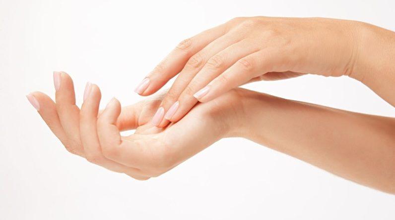 piękne dłonie