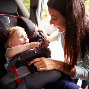 podróżownie z niemowlakiem