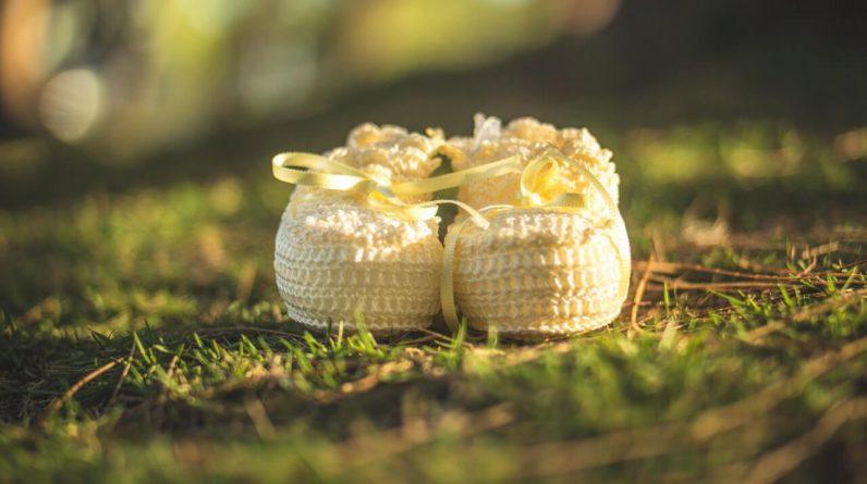 buciki niemowlece