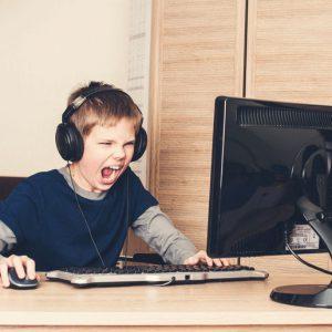 dziecko a gry komputerowe